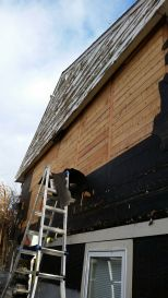 Before Siding and Smart Trim