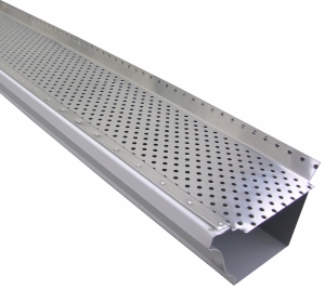 Aluminium Rigid Gutter Guard